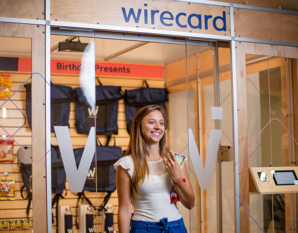 Wirecard launches unmanned Grab & Go Store