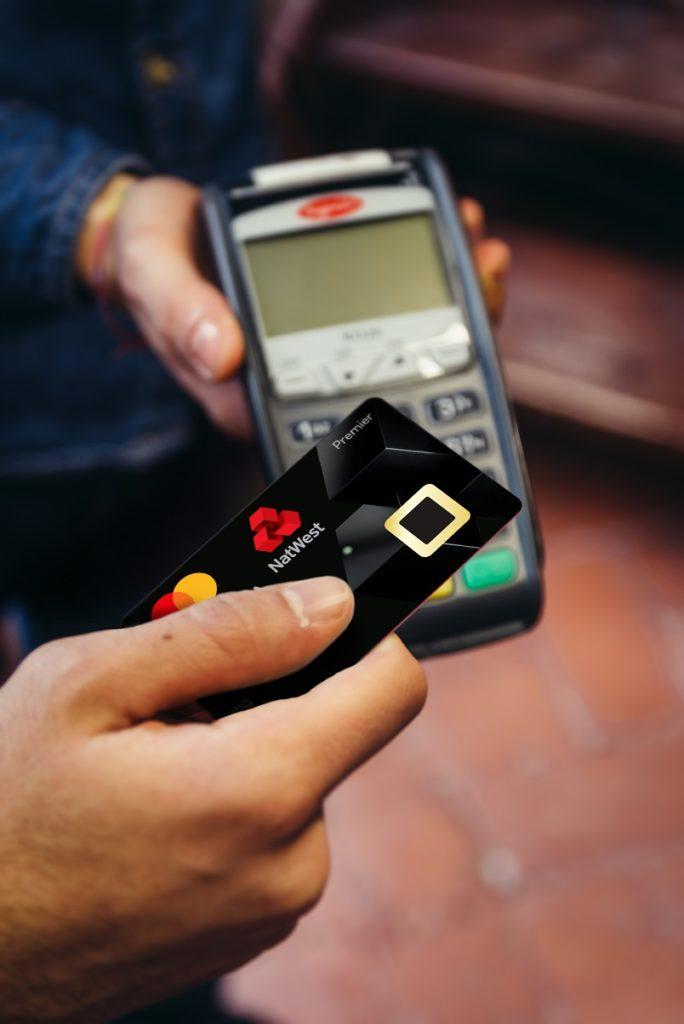 natwest biometric credit card