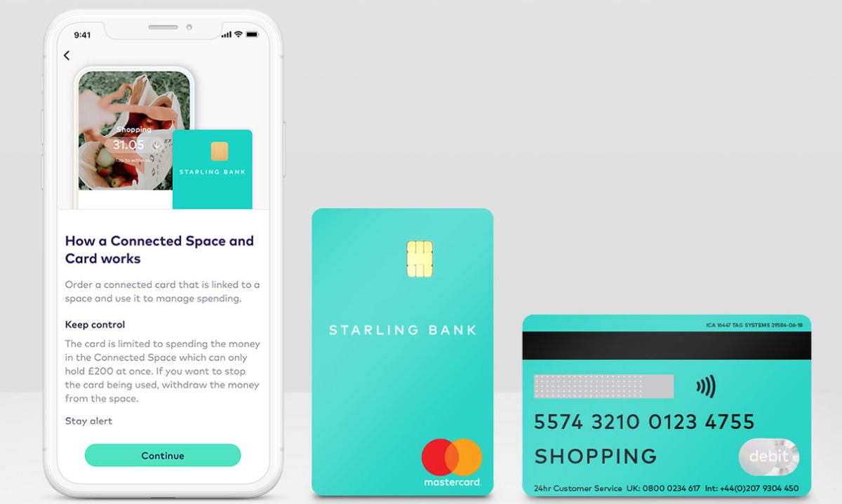 Covid-19: Starling Bank unveils new debit card for self-isolated customers