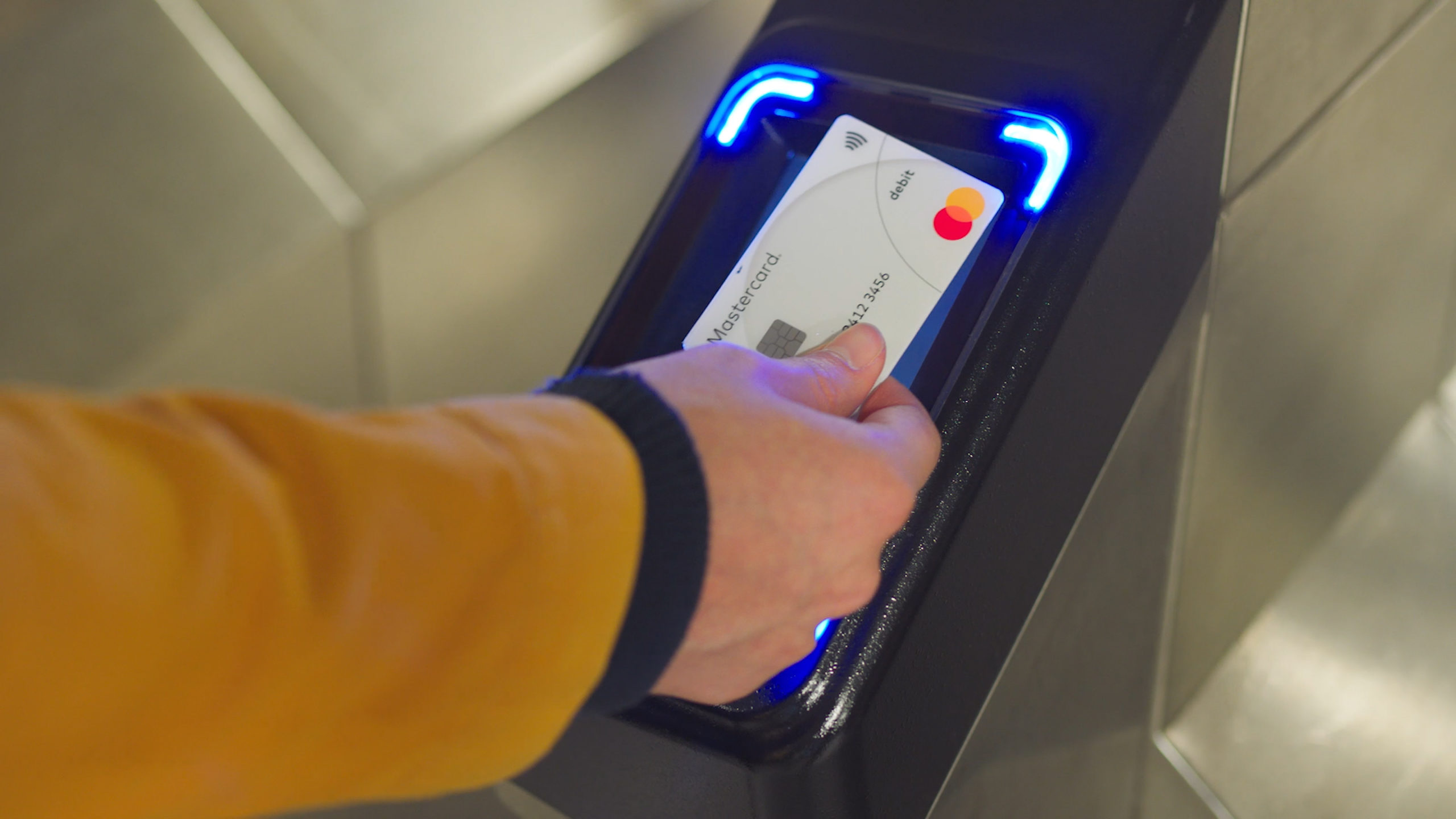 Mastercard develops sustainable card programme for the industry
