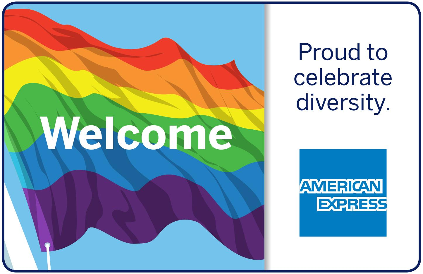 American Express pledges $1bn to promote racial, ethnic and gender equity