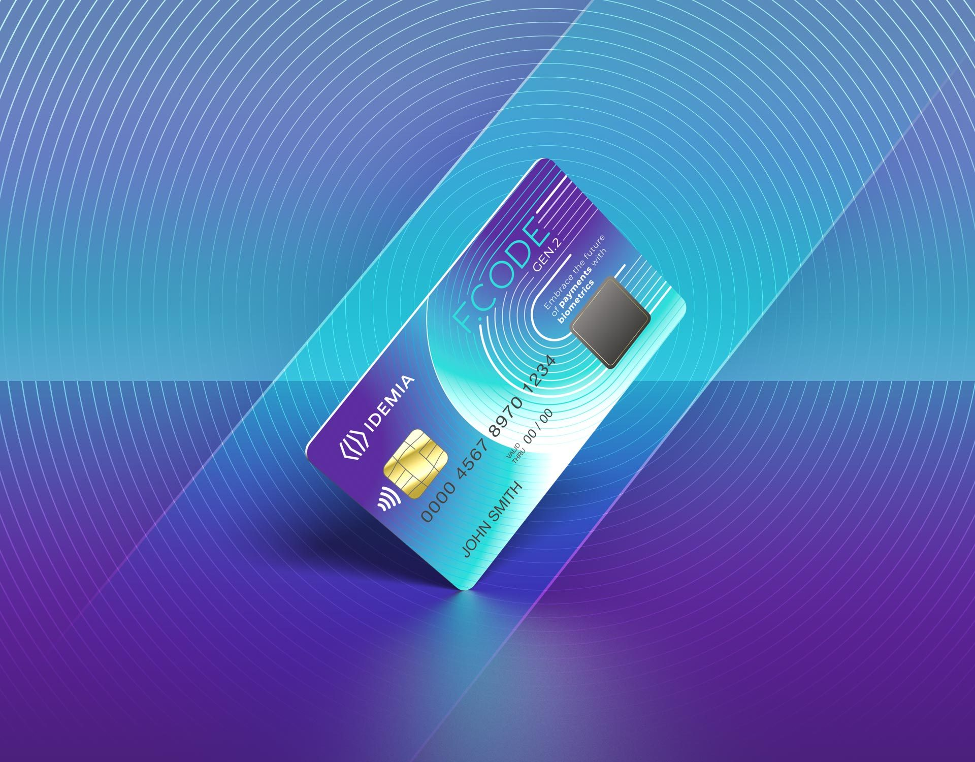 IDEMIA to launch new biometric cards in India