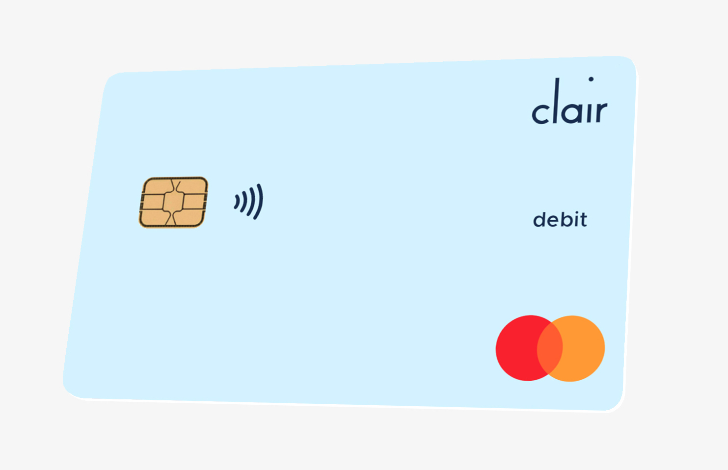 Fintech Clair taps Mastercard to launch debit card offering free wage advances