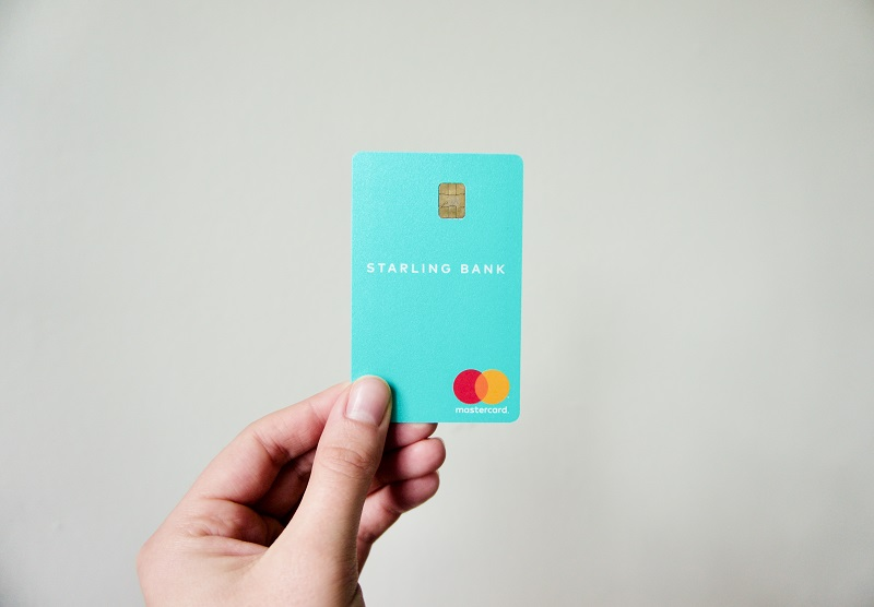 Starling launches debit cards made from recycled plastic