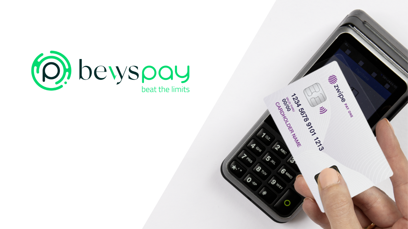 France's be ys Pay taps Zwipe to offer biometric payment cards