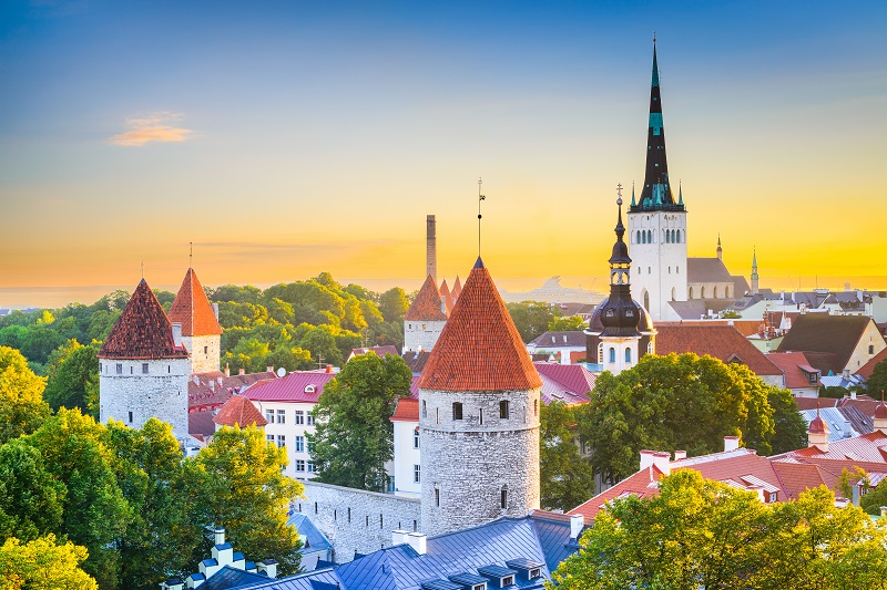 Country reports: Estonia, the Netherlands and UAE